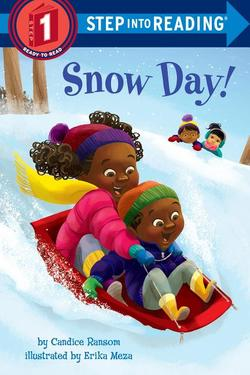 Snow Day! book