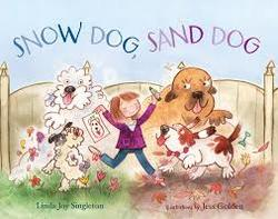 Snow Dog, Sand Dog book