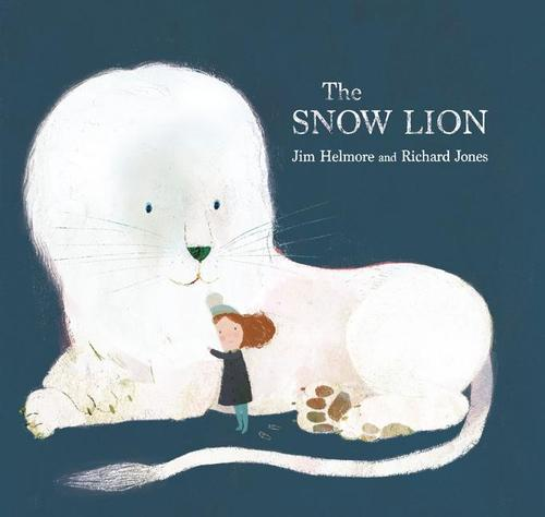 Snow Lion book