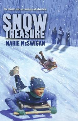 Snow Treasure book
