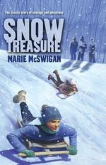 Snow Treasure book