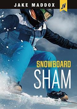 Snowboard Sham Book