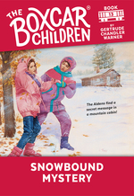 Snowbound Mystery book