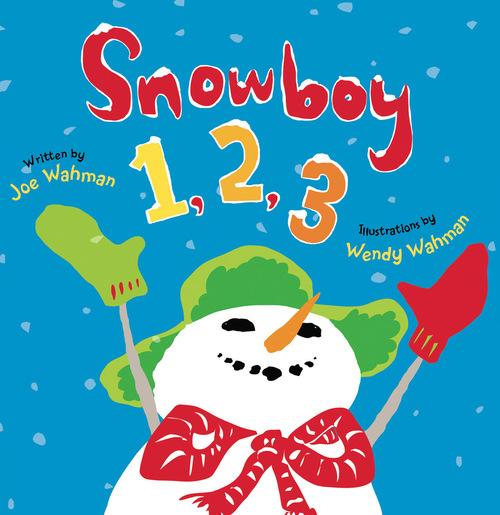 Snowboy 1,2,3 book