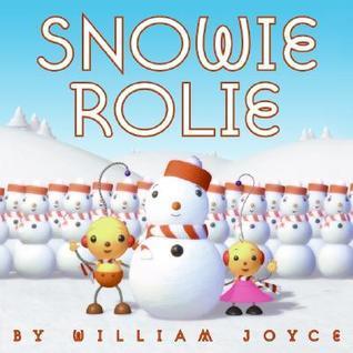 Snowie Rolie book