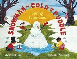 Snowman - Cold = Puddle book