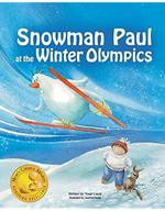 Snowman Paul at the Winter Olympics book