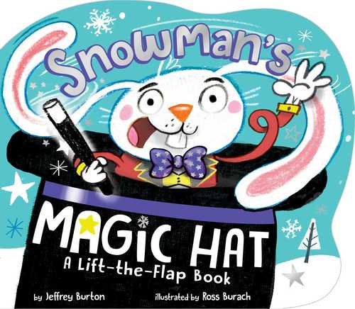 Snowman's Magic Hat book