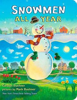 Snowmen All Year book