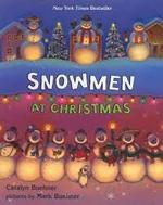 Snowmen at Christmas book