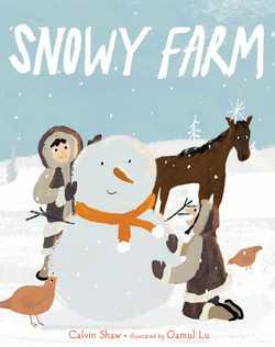 Snowy Farm book