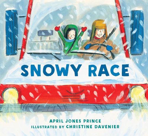 Snowy Race book
