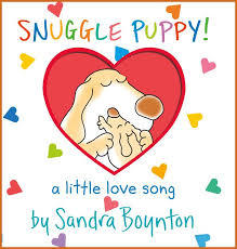 Snuggle Puppy book