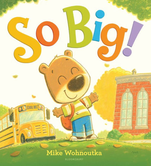 So Big! book