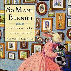 So Many Bunnies book