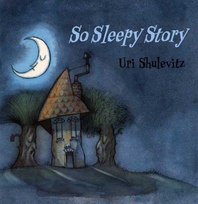 So Sleepy Story book