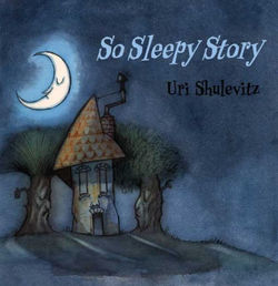 So Sleepy Story book