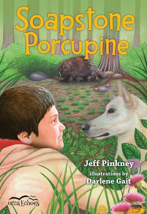 Soapstone Porcupine book