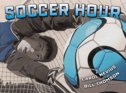Soccer Hour book