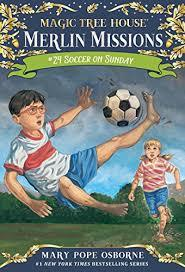 Soccer on Sunday book