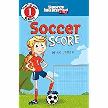 Soccer Score book