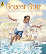 Soccer Star book
