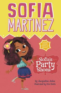 Sofia's Party Shoes book