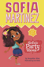 Sofia's Party Shoes book