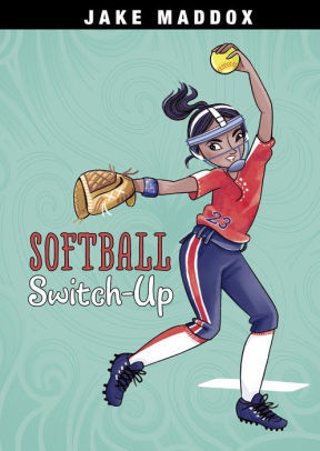 Softball Switch-Up book