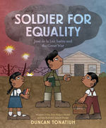 Soldier for Equality book