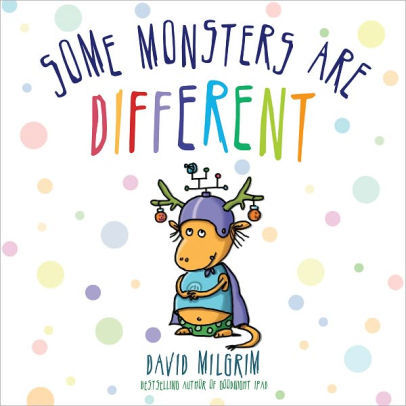 Some Monsters Are Different book