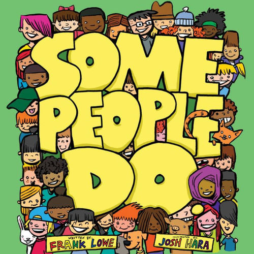 Some People Do book