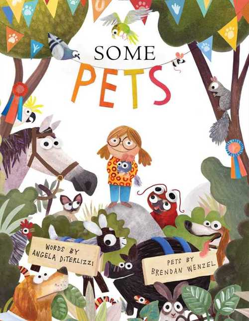 Some Pets book
