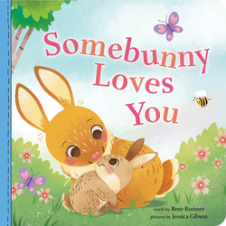 Somebunny Loves You! book