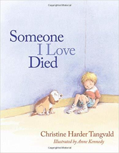 Someone I Love Died book