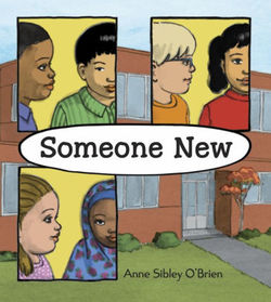 Someone New book