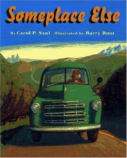 Someplace Else book