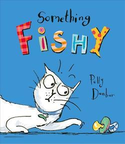 Something Fishy book