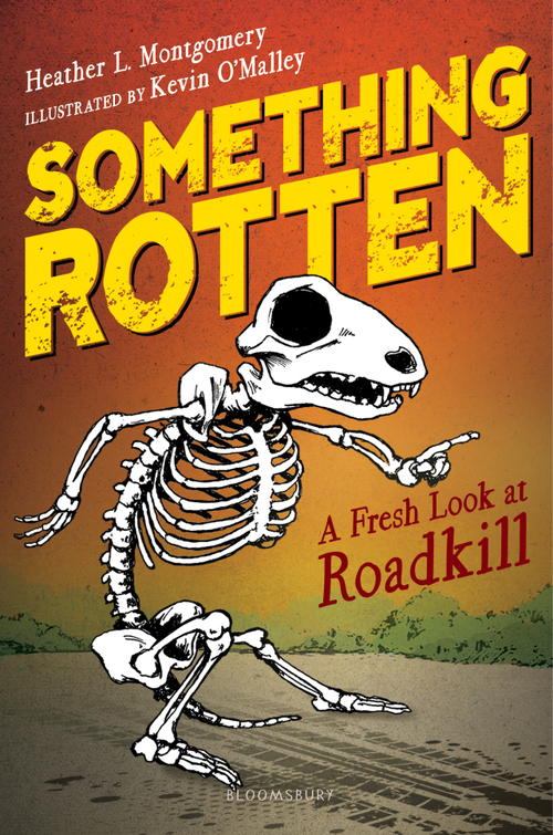Something Rotten book