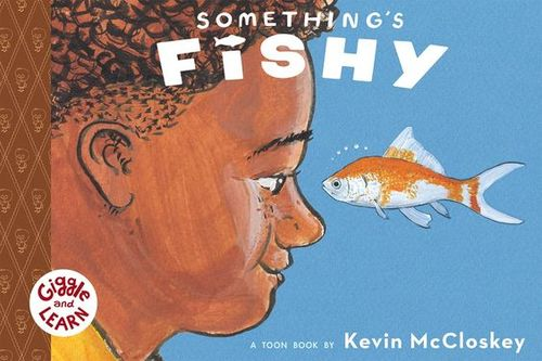 Something's Fishy book