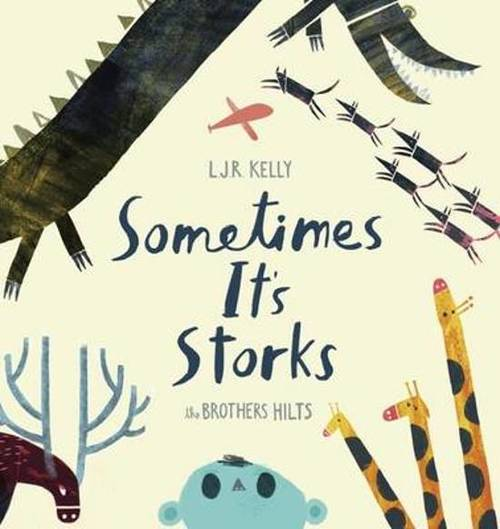 Sometimes It's Storks book