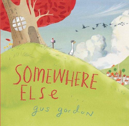 Somewhere Else book