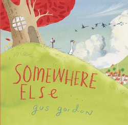 Somewhere Else Book