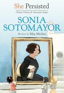 Sonia Sotomayor book