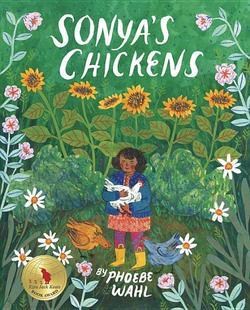 Sonya's Chickens book