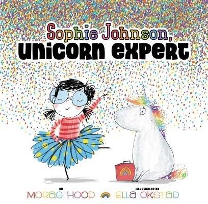 Sophie Johnson, Unicorn Expert book