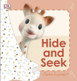 Sophie La Girafe: Hide and Seek book