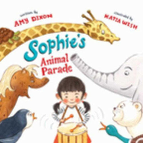 Sophie's Animal Parade book