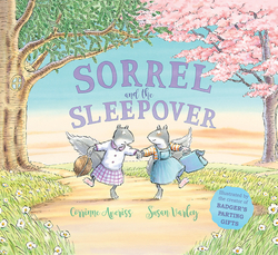 Sorrel and the Sleepover book