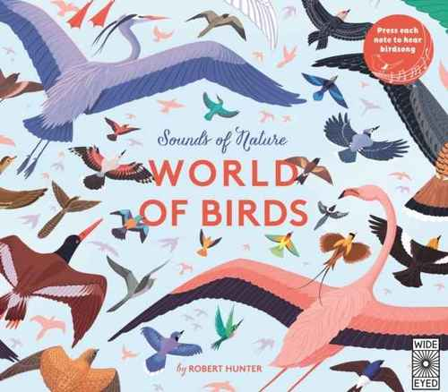 Sounds of Nature: World of Birds book